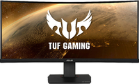 """35"""" ASUS TUF Gaming 1440p 100Hz 1ms HDR Adaptive Sync Ultrawide Curved Gaming Monitor"""