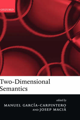 Two-Dimensional Semantics image