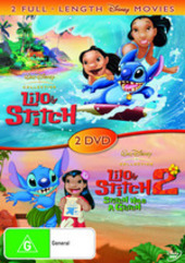 Lilo And Stitch / Lilo And Stitch 2: Stitch Has A Glitch (2 Disc Set) on DVD