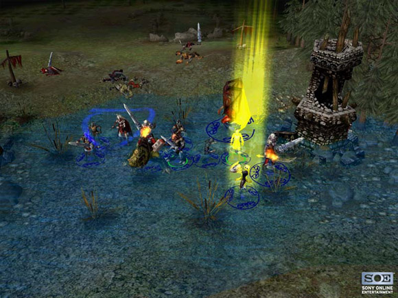 Lords of Everquest for PC Games image