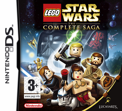 Lego Star Wars: The Complete Saga for Nintendo DS