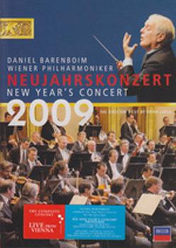 Wiener Philharmoniker - Neujahrskonzert: New Year's Concert 2009 DVD