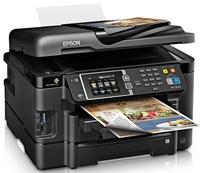 Epson WorkForce WF-3640 Inkjet Multi-Function Printer