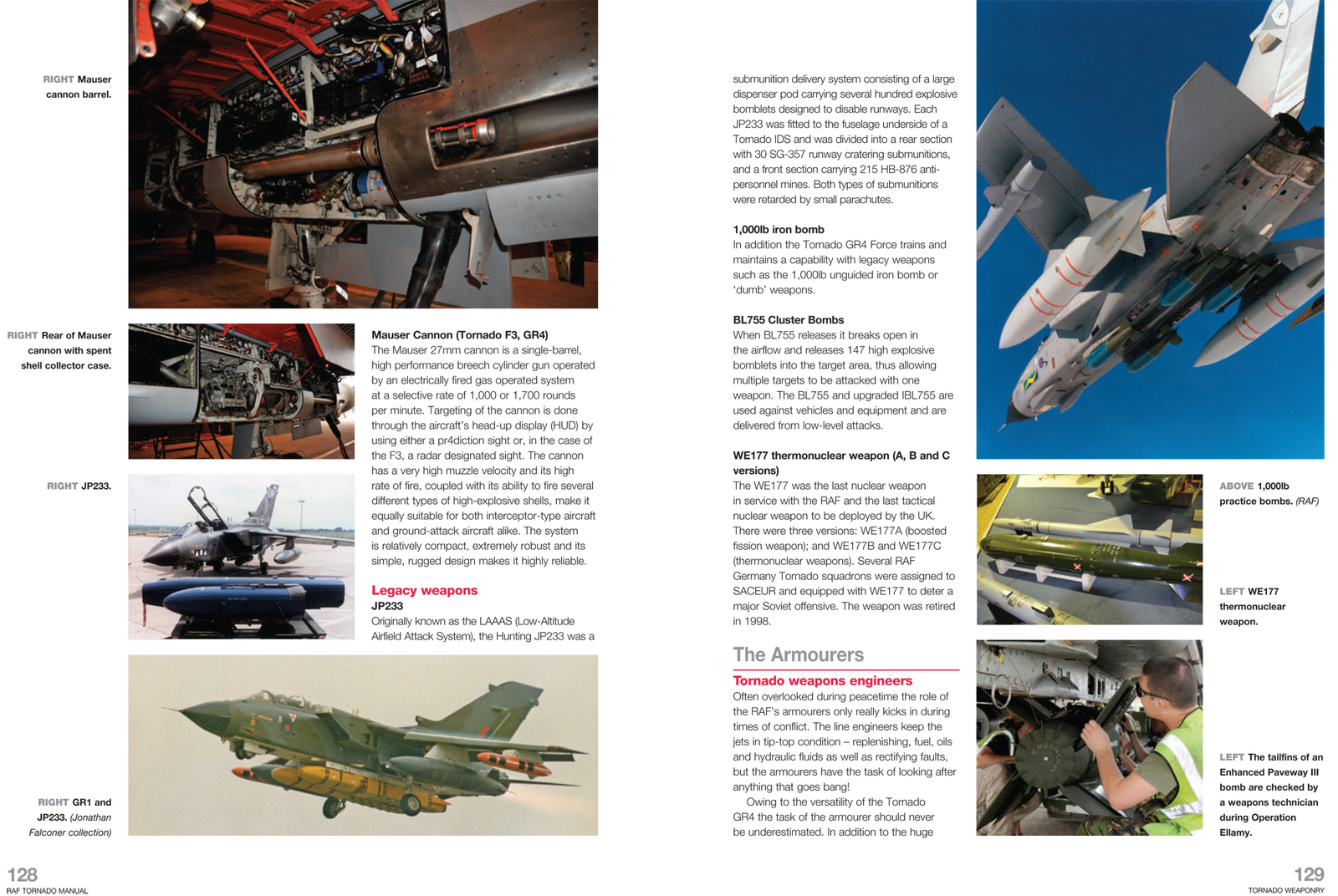 Haynes RAF Tornado Owners Workshop Manual by Ian Black image