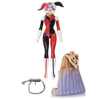 DC Comics Designer Series Retro Rocket Harley Quinn Action Figure