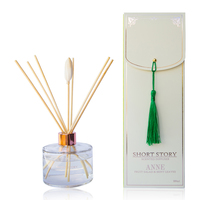 Short Story: Scented Diffuser - Anne (Fruit Salad & Mint Leaves)