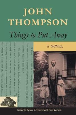 Things to Put Away by John Thompson