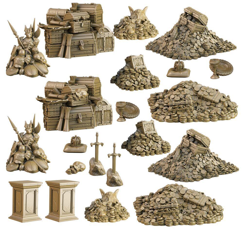 TerrainCrate: Treasury image
