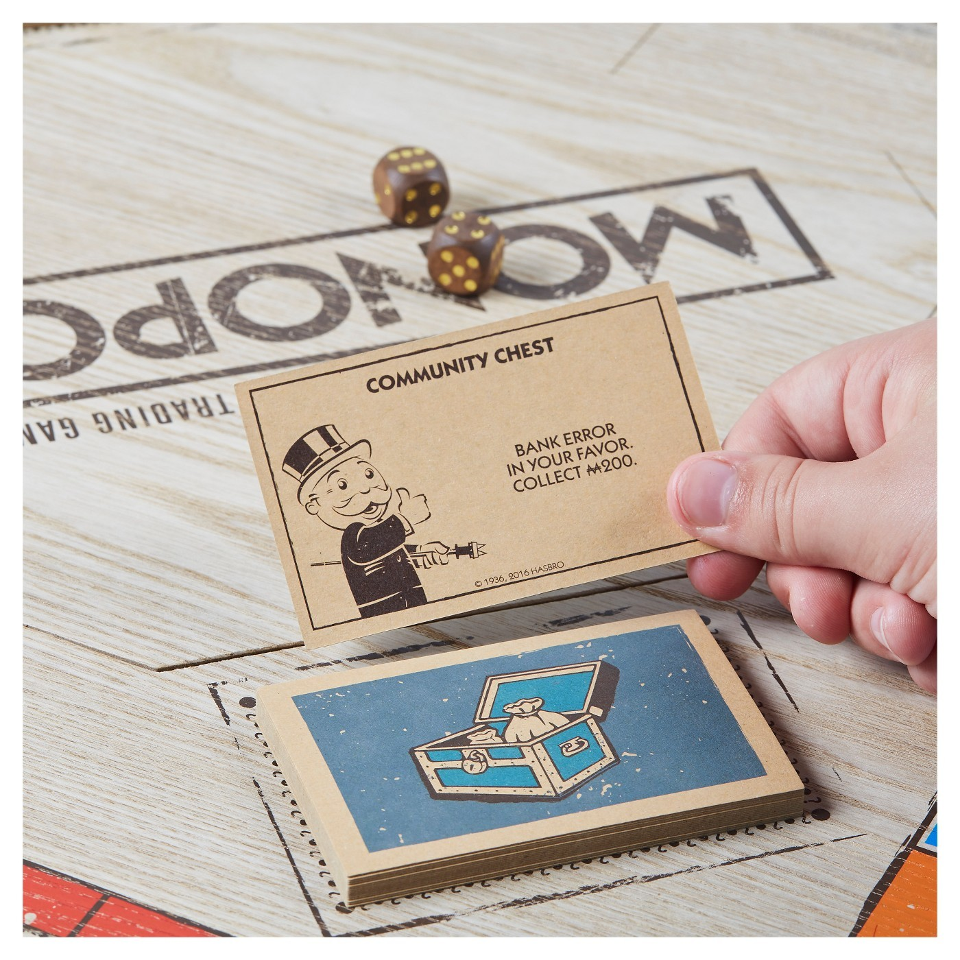 Monopoly - Rustic Series Edition image