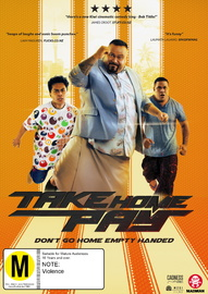 Take Home Pay on DVD image