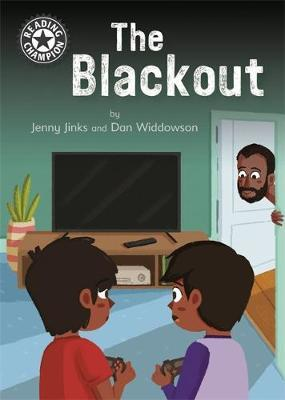 Reading Champion: The Blackout by Jenny Jinks