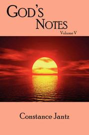 God's Notes: V. V by Constance Jantz image