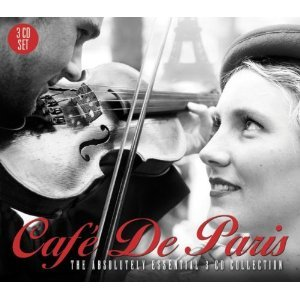 Cafe De Paris: The Absolutely Essential Collection (3CD) by Various Artists