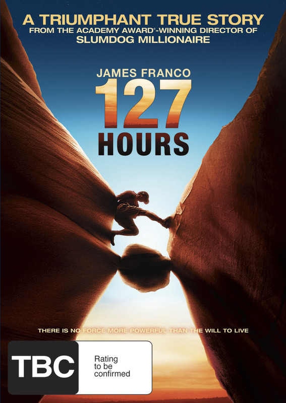 127 Hours on DVD