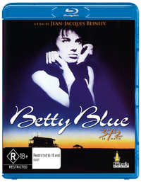 Betty Blue on Blu-ray