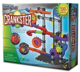 Techno Kids Marble Mania - Crankster Play Set