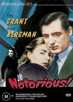 Notorious! on DVD