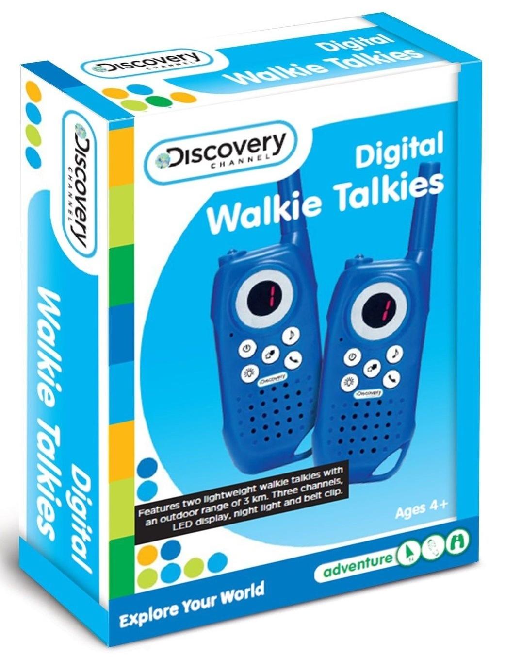 Discovery Kids - Digital Walkie Talkies image