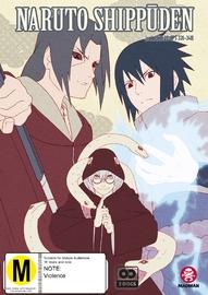 Naruto Shippuden - Collection 27 (Episodes 336-348) on DVD