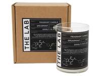 Walter Glass Beaker Candle - Spearmint