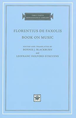 Book on Music by Florentius de Faxolis