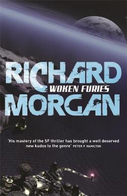 Woken Furies by Richard Morgan image