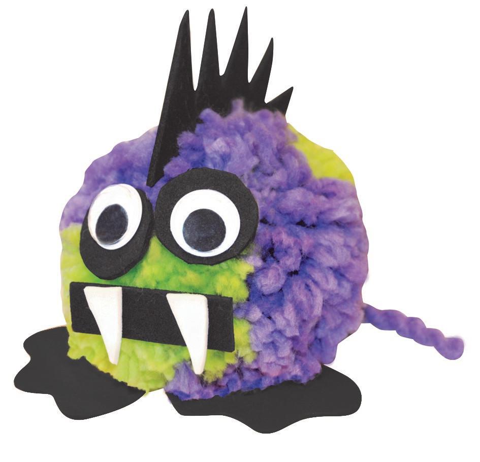 PlayBox Monster PomPoms image
