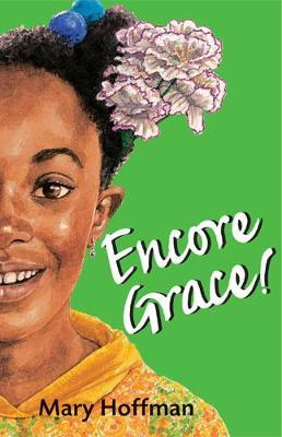 Encore Grace! by Mary Hoffman image
