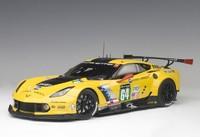 AUTOart: 1/18 Chevrolet Corvette C7.R Le Mans - Diecast Model