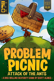 Problem Picnic: Attack of the Ants - Board Game