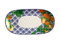 Maxwell & Williams: Positano Oblong Platter - Citrone (33x17cm)