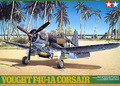 Tamiya U.S. Vought F4U-1A Corsair 1/48 Aircraft Model Kit