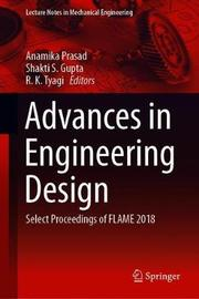 Advances in Engineering Design
