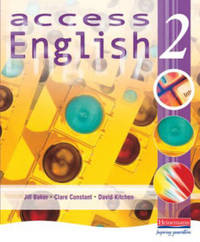 Access English 2 Student Book by Jill Baker image