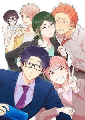 Wotakoi: Love Is Hard For Otaku 4 by FUJITA