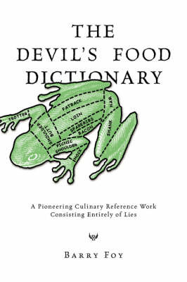 The Devil's Food Dictionary by Barry Foy image