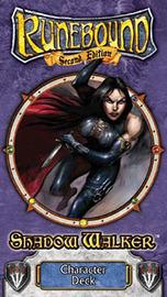 Runebound Character Deck: Shadow Walker image