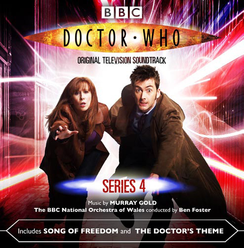 Doctor Who Series 4 Original Soundtrack by Murray Gold image