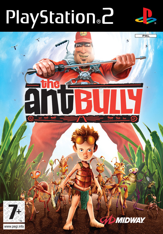 The Ant Bully for PlayStation 2