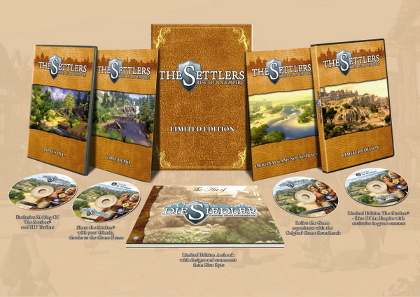 The Settlers: Rise of an Empire Collector's Edition for PC Games