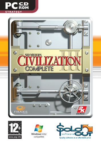 Sid Meier's Civilization III Complete for PC Games
