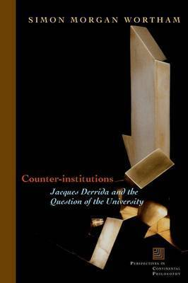 Counter-Institutions by Simon Morgan Wortham