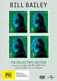 Bill Bailey - The Collector's Edition (Cosmic Jam / Bewilderness / Pure Troll / Tinselworm) (4 Disc Set) DVD