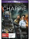 Chappie DVD