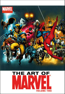 The Art Of Marvel Vol.2 image