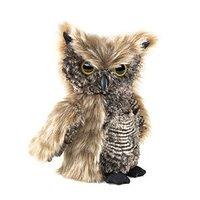 Folkmanis Hand Puppet - Screech Owl