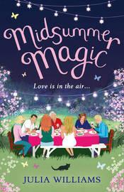 Midsummer Magic by Julia Williams image