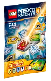 LEGO Nexo Knights: Combo NEXO Powers (Blind Bag)
