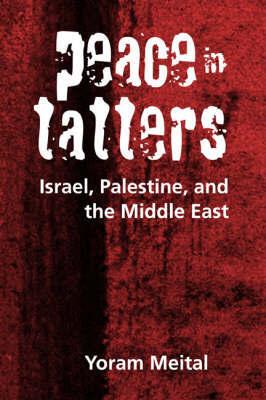 Peace in Tatters by Yoram Meital image