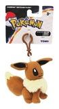 Pokemon: Plush Clips - Eevee